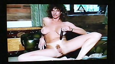 80's Bitch Stripping And Toying