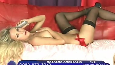 Natasha A bbtv 24th July