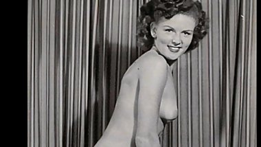 Betty White NUDE vintage