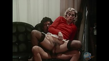 Classic Porn: She has sex with ski instructor