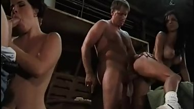 Hank Armstrong, Anna Malle,Holli Woods fr Extreme Strictness in Morals(1999