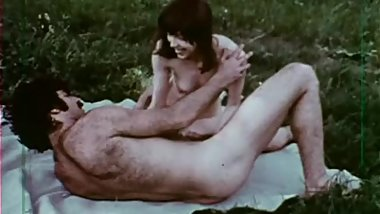 Jeffrey Hurst and Judy Craven hot vintage scene from Tycoons daughter 75