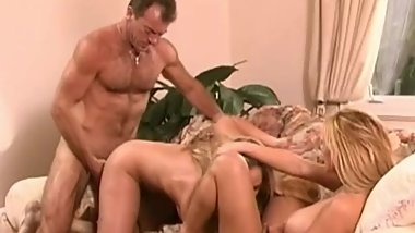 Shyla Stylez & Tyler Faith Aamazing 3some