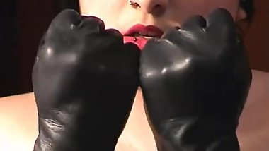 vintage unlined soft leather gloves for pure pleasure