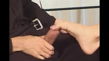 Charlie Garcia Foot Fetish