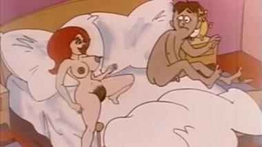 Sex Vintage Cartoon (fragment)