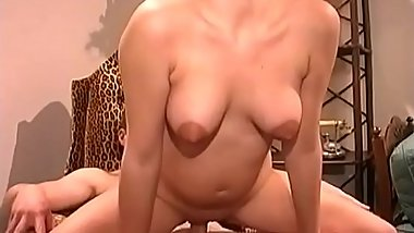 Shona Pregnant Gets Fucked by Old Man - More at PregHoes.com