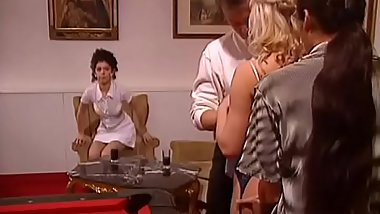 Silvia Saint &amp_ Stefania Bruni in an