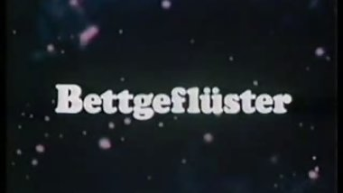 vintage 70s german - Bettgefluester - cc79