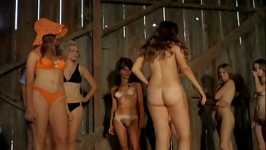 Women stripping on stage 1972
