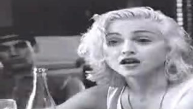 Madonna - Truth or Dare Deepthroating