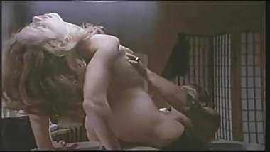 Vintage orgasmic girl has multiple anal orgasms