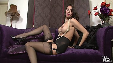 Mercedes - Girdle-licious love in!
