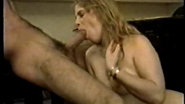 Blond gets fuck by a guy (1)