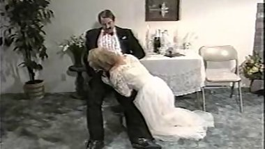 Vintage  Sex at a Wedding