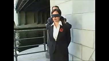 Compliation of Blindfolded Ladies 01