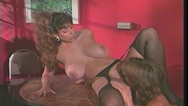 Christy Canyon in big cock fucking