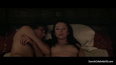 Alice Krige and Cherie Lunghi nude - King David