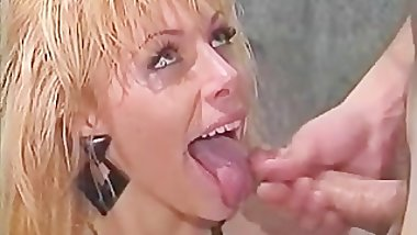 Super porn star cum facial collection part 2