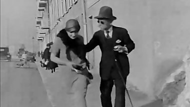 Old Man Fucks Hot Girls in Town 1920s (1920s Vintage)