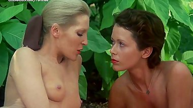 Sylvia Kristel, Jeanne Colletin and Marika Green - Emmanuelle
