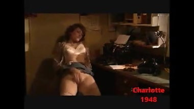 vintage female masturbation