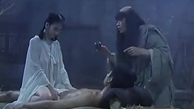Old Chinese Movie - Erotic Ghost Story III