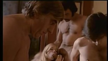 Mass Orgy with Brigitte Lahaie I Am Yours to Take (1977)
