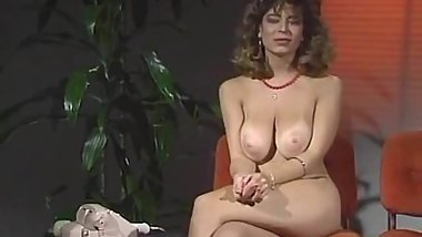 vintage christy canyon with vibrator