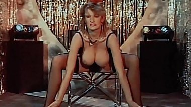 TAKING MY TIME - vintage British huge tits tease