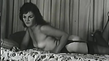 Softcore Nudes 616 50's and 60's - Scene 1